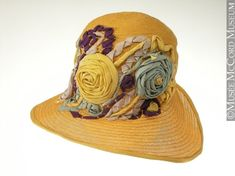 Hat About 1925 M970.26.23 © McCord Museum