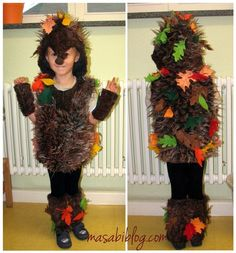 Igel_2012, hedgehog costume