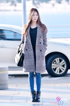 Girls Day Yura @ Airport