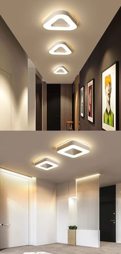 #ceiling  #architecture  #interiordesign  #design  #ceilingdesign  #interior  #homedecor #raypom Is Bulbs Included: Yes Usage: Holiday Recessed Ceiling Lights, Corridor, Ceiling Design, Bulbs, Balcony, Art Gallery, Interior Design, Architecture, Holiday