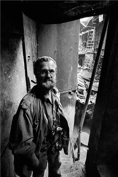 Ara Güler, Josef Koudelka, Istanbul, 1985