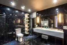 Tips for Making Your Bathroom an Inviting Place for Guests - Beauty and the Mist House Shine, Bathroom Renovations Sydney, Location Chalet, Bathroom Images, Bathroom Ideas, Warm Bathroom, Ikea Bathroom, Bathroom Curtains, Bathroom Vanities