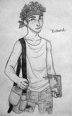 ah-nada's genderbend HOO characters! rachel/richard