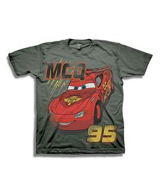 Look what I found on #zulily! Cars 'MCQ' Tee - Boys by Disney•Pixar Cars #zulilyfinds