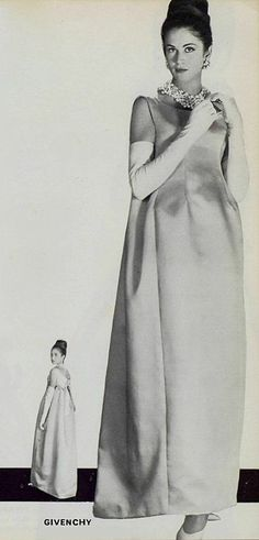 1960 Hubert de Givenchy