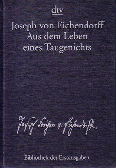 95. Joseph von Eichendorff: Aus dem Lebens eines Taugenichts