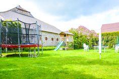 Jardin et jeux