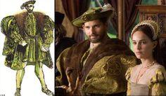 The Other Boleyn Girl (Sandy Powell - costume designer) Theatre Costumes, Movie Costumes, Girl Costumes, Tudor Costumes, Period Costumes, Sandy Powell, 16th Century Fashion, The Other Boleyn Girl, Eric Bana