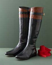 Cole Haan Riding Boots - would love these but ....