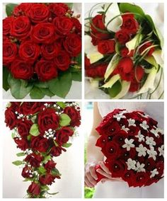 Red Flower ideas