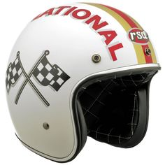 This has to be the best retro designed helmet I've ever seen,  going to buy one this week.