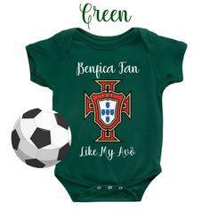 Iranian Flag Novelty Themed Baby Grow Iran Sport I LOVE FOOTBALL