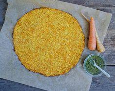 Når pizzabunden laves af grøntsager, kan den med god samvittighed spises på en hverdag uden at springe sundhedsbarometeret     Der er ...