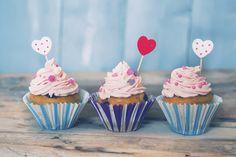 20 recetas de cupcakes | eHow en Español