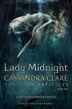 Cantinho da Leitura: Livro novo da série envolvendo caçadores de sombras ganha capa