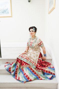 Gorgeous! Muslim Bride, Asian Wedding, Cams Hall, Hampshire