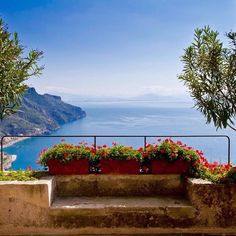 Let's say you could choose your workplace view ..this is not bad. Isn'it?  Good morning there from Ravello! #divinaday here for @ dicapuafranco.  Double tap if you love this!