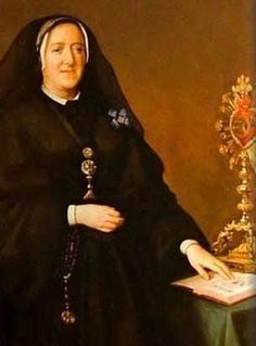 """St Marguerite d'Youville Founder of the Congregation of the Sisters of Charity of Montreal's """"Grey Nuns"""" Francis Of Assisi, St Francis, Catholic Saints, Roman Catholic, St Faustina Kowalska, St Rose Of Lima, Saint Philomena, St Maria, St Therese"""