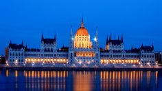 Parliament House in Budapest, Hungary   #Photo by OPTILUX on #DeviantArt