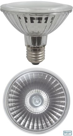 Crompton L&s 75W Halogen PAR30 - A modern alternative for traditional incandescent reflector lightbulbs providing  sc 1 st  Pinterest & 7 best Crompton Lamps Mains Voltage Halogen Lighting and Lighbulbs ...