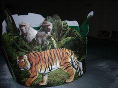 hoed jungle