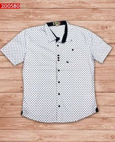 camisa-manga-corta-color-blanco-ref-200580-Mens Fashion #sexy #men #mens #fashion #neutral #casual #male #males #guy #guys #hot #hotlooks #great #style #styles #clothing