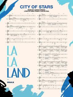 La La Land - City of Stars notes & lyrics