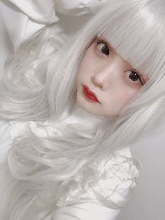 Boys Long Hairstyles, Cool Hairstyles, Korean Girl, Asian Girl, Anime Angel Girl, Ulzzang Hair, Japon Tokyo, Beautiful Japanese Girl, Cute Anime Wallpaper