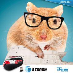 «¡Para trabajos profesionales!»: Mouse inalámbrico con 3 niveles de resolución