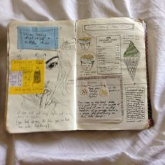 journal pages ft. my favourite packet of yellow sticky notes Bullet Journal Ideas Pages, Bullet Journal Inspiration, Journal Pages, Sketch Journal, Cool Journals, Art Diary, Arte Sketchbook, Journal Aesthetic, Creative Journal