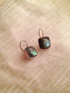 Roost Labradorite Earrings