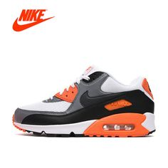 Original new arrival authentic nike men's air max 90 essential breathable running shoes sneakers outdoor sports shoes tennis taille de chaussure 40 Nike Acg, Nike Airmax 90, Nike Tenis, Nike T-shirt, Air Max 90, Nike Air Max, Mens Nike Air, Moda Sneakers, Sneakers Mode