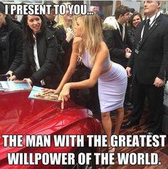 Greatest willpower of the world - meme - http://jokideo.com/greatest-willpower-of-the-world-meme/