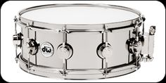Collector's Series Metal Snare Drums - Drum Workshop Inc.