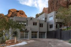 Off Market Paradise Valley Territorial Santa Fe style home on TOP OF CAMELBACK MOUNTAIN seeks $2.3M