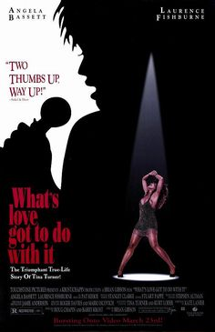 Rent What's Love Got to Do with It starring Angela Bassett and Laurence Fishburne on DVD and Blu-ray. Get unlimited DVD Movies & TV Shows delivered to your door with no late fees, ever. Tina Turner, Old Movies, Great Movies, Famous Movies, See Movie, Movie Tv, Movie List, African American Movies, Touchstone Pictures
