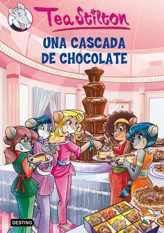 Una cascada de chocolate, de Tea Stilton -  - Editorial Destino - Signatura I STI cas - Código de barras:3335754