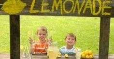 Niño de 12 años detenido por asaltar un puesto de limonada