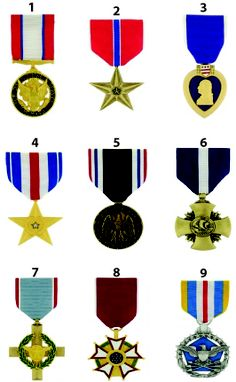 1000 images about military awards on pinterest medal of