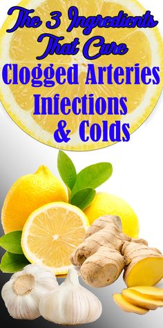 The 3 Ingredients That Cure Clogged Arteries Infections and Colds This natural beverage is actually an old German alternative medicine that. Natural Health Remedies, Natural Cures, Natural Healing, Healthy Drinks, Healthy Tips, Get Healthy, Healthy Man, Health And Beauty, Health And Wellness
