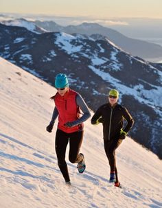 Tips on Embracing Winter Trail-Running - REI Blog