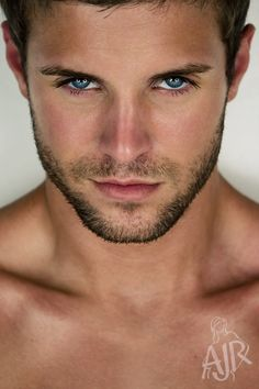 Sexy model Alejandro Corso-Suarez looks like he's up to no good, with that mischievous little smile and those gorgeous green eyes. Description from pinterest.com. I searched for this on bing.com/images