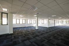 Plateaux de bureaux. Saint-Ouen (93) ©ORF