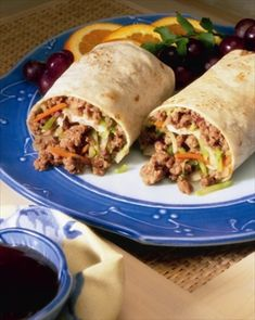 Make these Asian burritos for easy weeknight dinners everyone will love. Kid friendly to eat and kid friendly to make.