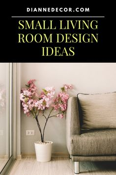 How do you make a small living room look bigger? Here are 7 small living room design ideas to maximize your space.    #smalllivingroomideas #smalllivingroom #livingroomdesign #livingroomideas #smalllivingroomdesign #interiordesign #interiordecorating #homedecorating #inteirorstyling #decoratingideas Small Living Room Design, Living Room Seating, Table Seating, Small Living Rooms, Living Room Designs, Small End Tables, Small Coffee Table, Interior Styling, Interior Decorating