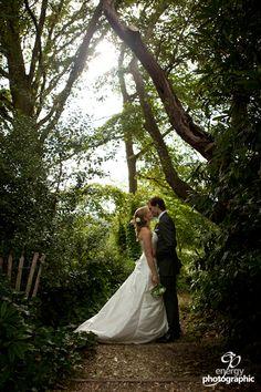 Pembroke Lodge, Richmond Park Wedding Photography – Cat