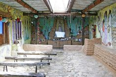 Mission in the Sun Guadalupe Altar by DeGrazia Gallery in the Sun, via Flickr