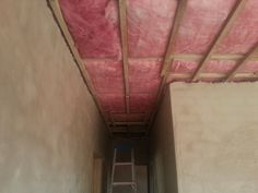 High R-value thermal products. Cost of ceiling insulation materials.