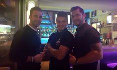 Tony, Lonis and Jiannis https://www.facebook.com/jiannisjulios/ https://www.instagram.com/jiannisjulios/ #greece #travel #rhodos #rhodes #music #bar #sportbar #food #beach #lounge