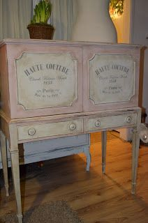 Vintage French Decor on Pinterest   Shabby, Shabby chic and Armoires
